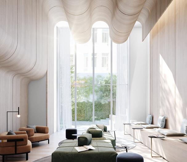 resident lounge 208 delancey street lower east side