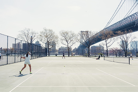 brian watkins tennis center lower east side